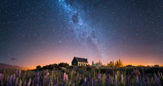 fenómenos astronómicos primavera