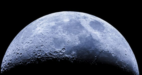 luna de gusano