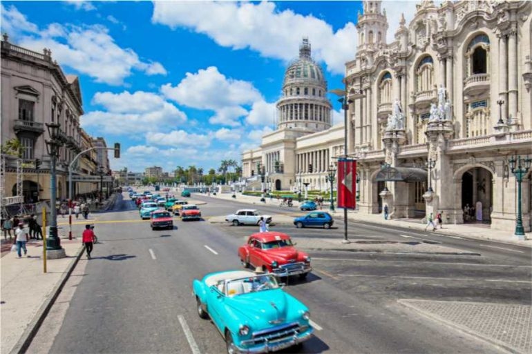 Cuánto cuesta viajar a Cuba desde México