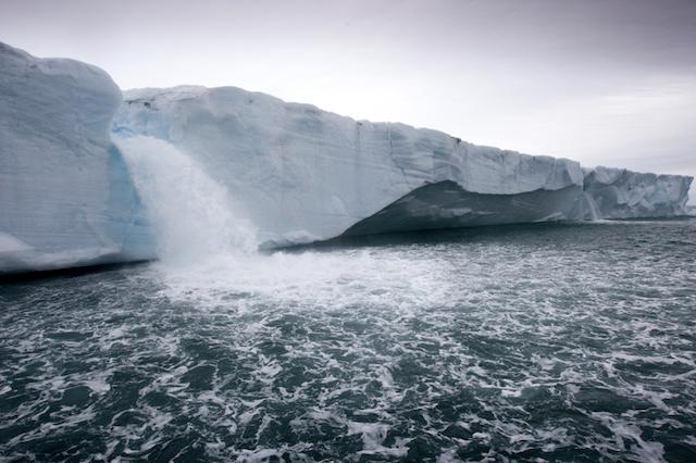 deshielo de glaciares