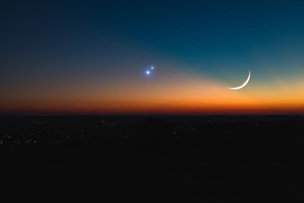 fenómenos astronómicos abril
