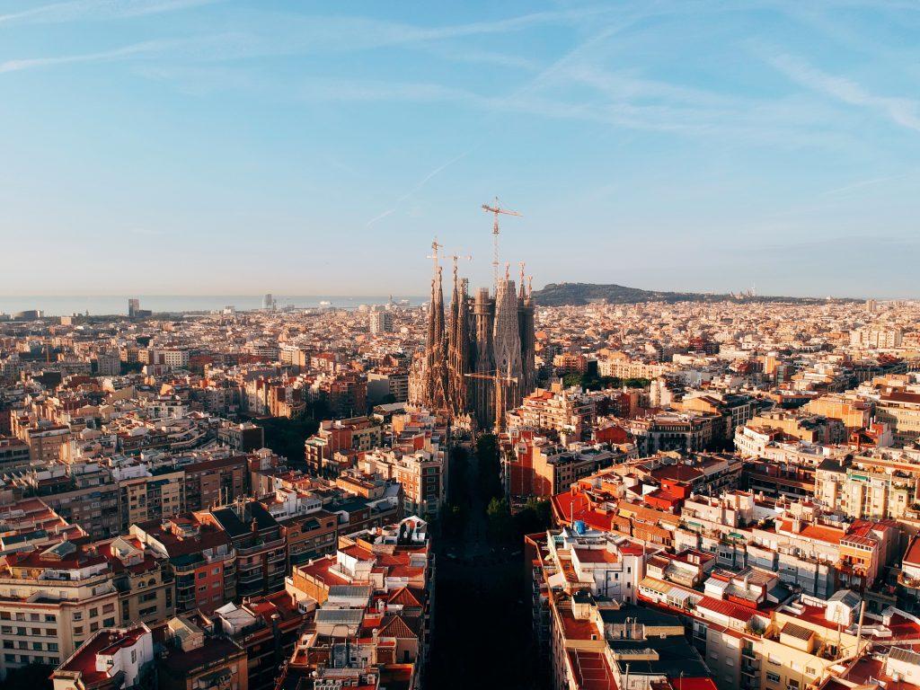 Principales atractivos de Barcelona