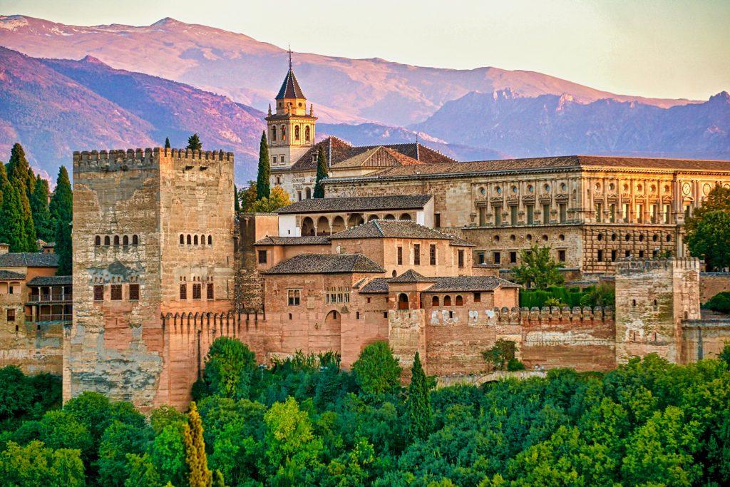 Principales atractivos de Granada