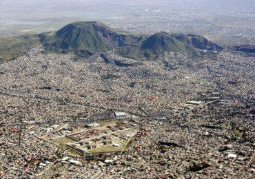 Ciudad de México se hunde