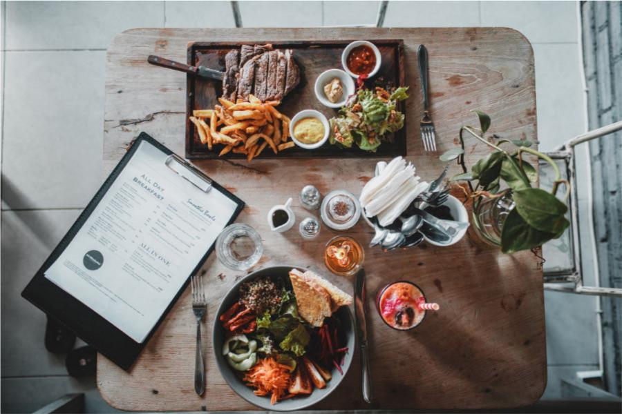 En dónde comer en París