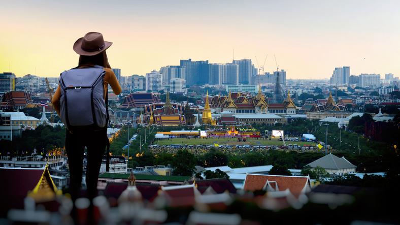 que se necesita para viajar a tailandia