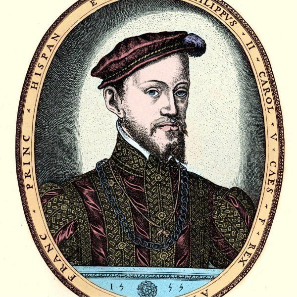 Rey Felipe II de España (El Dorado)