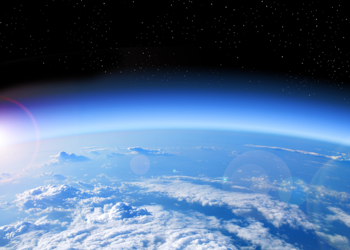 niveles de ozono