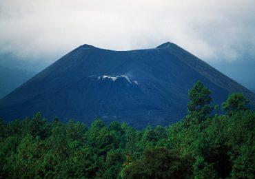 nuevo volcán en México