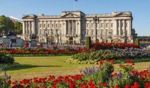jardines de Buckingham