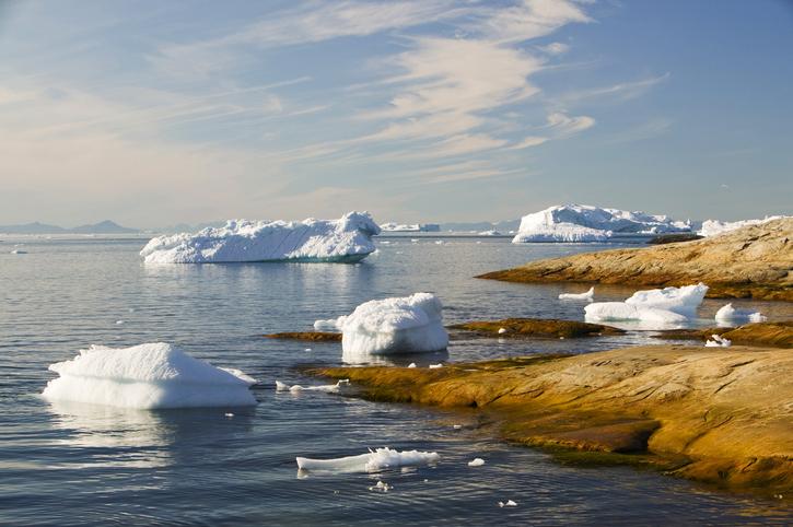 deshielo del Ártico