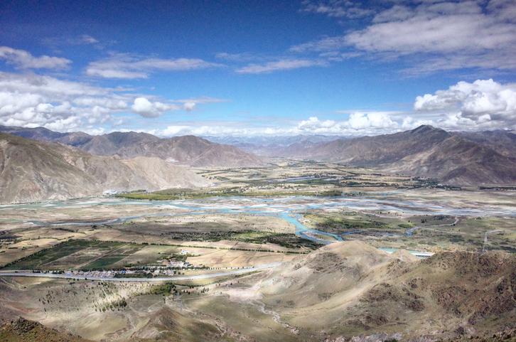 meseta tibetana virus