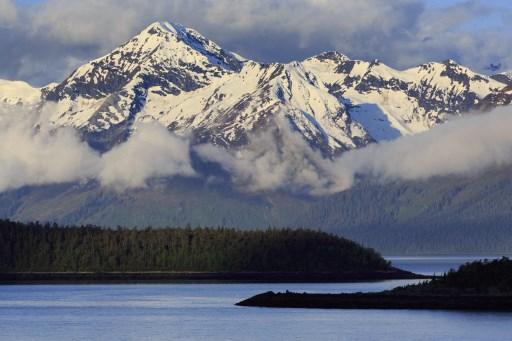 tsunami en Alaska