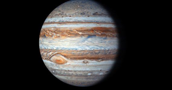 Júpiter oposición