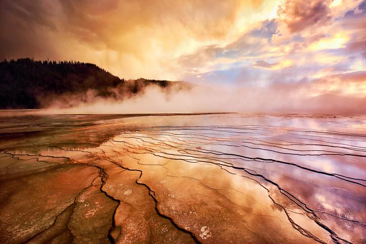 supervolcán Yellowstone