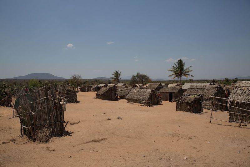 Madagascar hambruna cambio climático