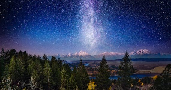 fenómenos astronómicos del otoño