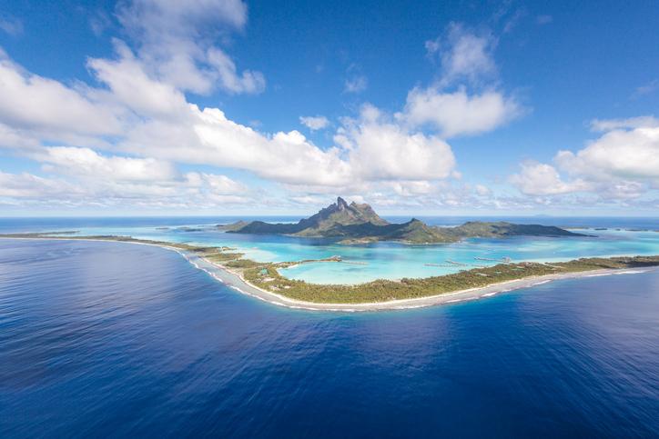 islas de la polinesia