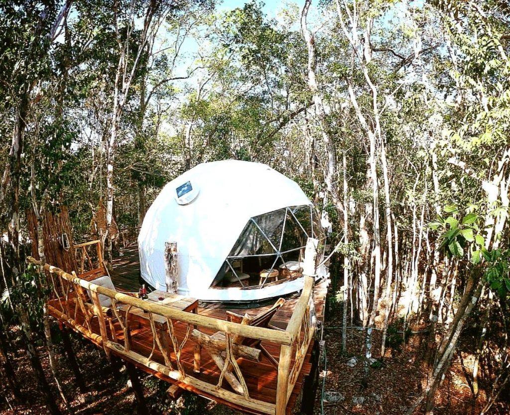 jungle eco tree house en tulum