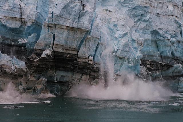 cambio climático heladas