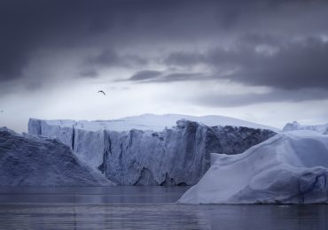 Ártico agujero