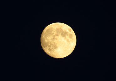 luna del cazador octubre 2021