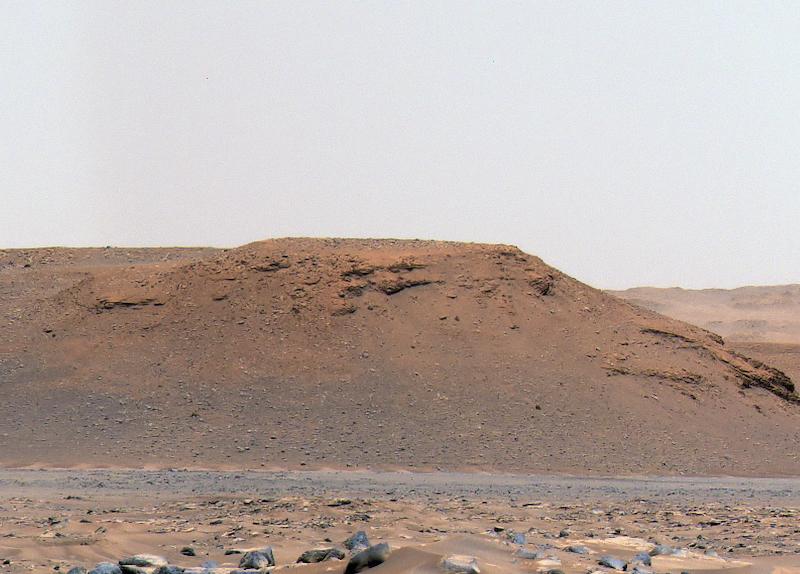cráter Jezero Marte