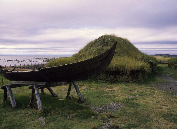 vikingos en América